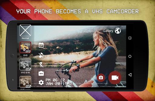 VHS Camera Recorder - screenshot