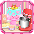 Birthday cake cooking 1.0.2 icon
