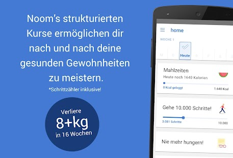Noom Coach: Gewicht & Health Screenshot