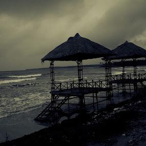 Kudal Beach by Mangesh Jadhav - Landscapes Beaches ( kudal, beach )