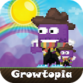 Download Guide Growtopia Play Online Build Block Gem Wiki APK on PC