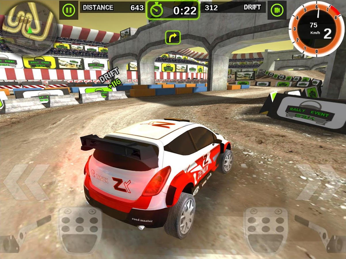 Rally Racer Dirt Screenshot 10
