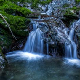 Forgotten Waterfalls by Siniša Biljan - Nature Up Close Water