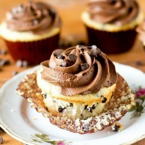 Chocolate Chip Cupcakes From Scratch