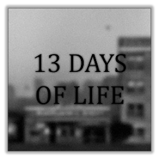 13 DAYS OF LIFE 13