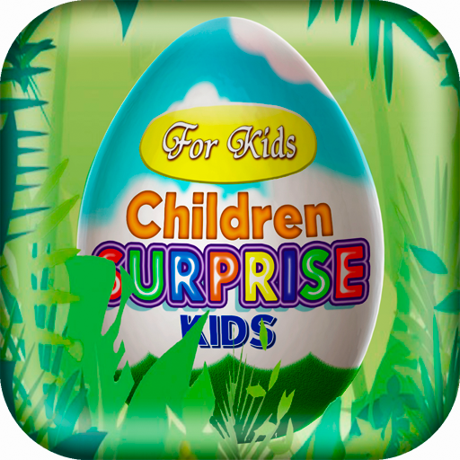Surprise Eggs for Kids (game)