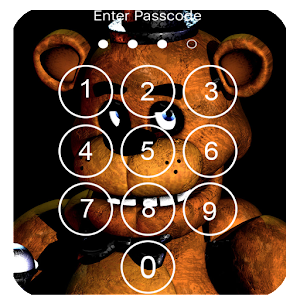 Freddy's Lock Screen For PC / Windows 7/8/10 / Mac – Free Download