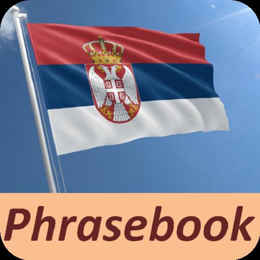 Android aplikacija Serbian phrasebook and phrases