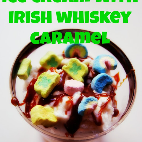 Irish Whiskey Caramel & Lucky Charms