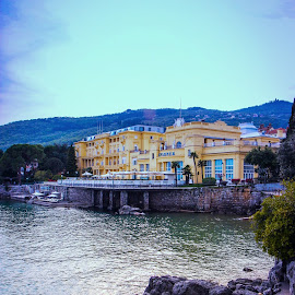Hotel Kvarner 1884. by Igor Modric - Buildings & Architecture Office Buildings & Hotels