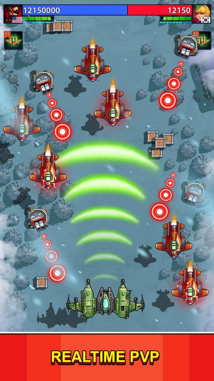 Space Squad: Galaxy Attack Screenshot 2