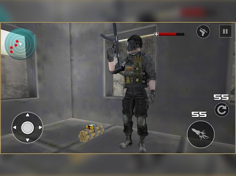 Frontline Special Forces apk screenshot