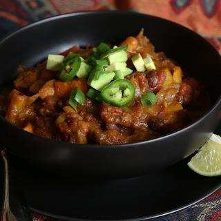 Soybean Chili Recipes