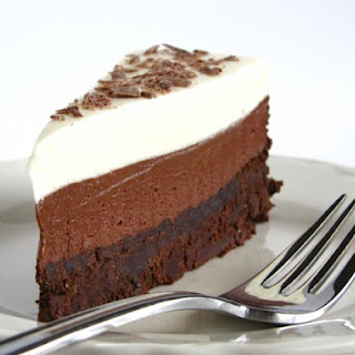 Chocolate Mousse Cake With Gelatin Recipes