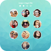 Keypad Lock Screen - Password && Photo Locker APK for Bluestacks