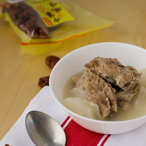 Daikon Pork Bone Soup