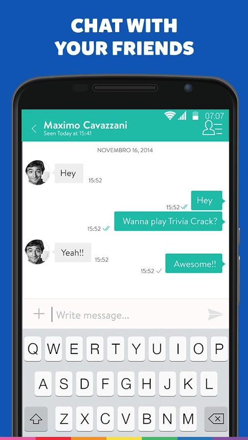 Trivia Crack (Ad free) Screenshot 7