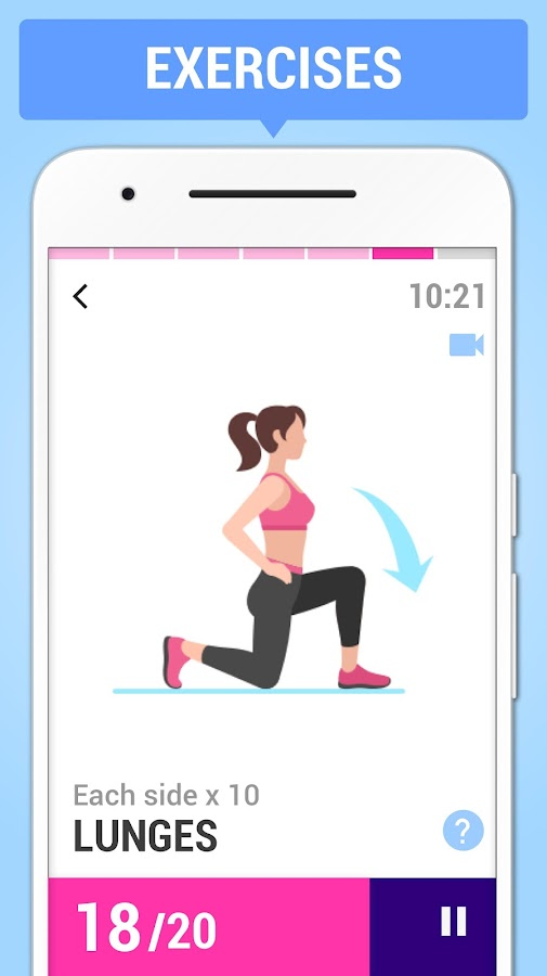 Lose Weight In 30 Days Screenshot
