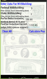 Free Download Tax Refund Calculator - No Ads APK for PC