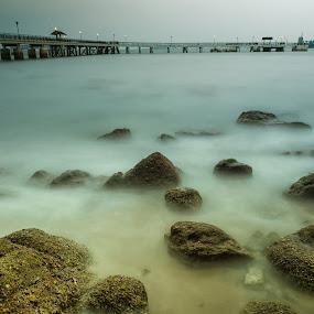 by Maskun Ramli - Landscapes Waterscapes