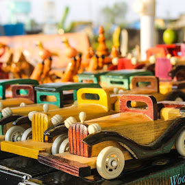 by Uday Shankar - Artistic Objects Toys