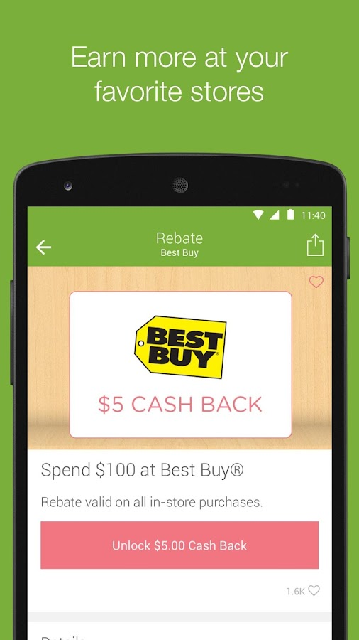 Ibotta: Cash Savings & Coupons Screenshot 3