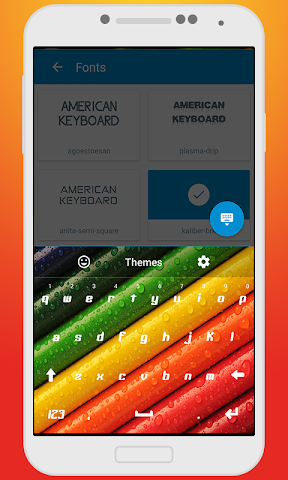 android Color Keyboard For Kids Screenshot 3