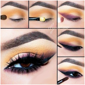 Eyeliner Video Tutorial Step by Step For PC / Windows 7/8/10 / Mac – Free Download