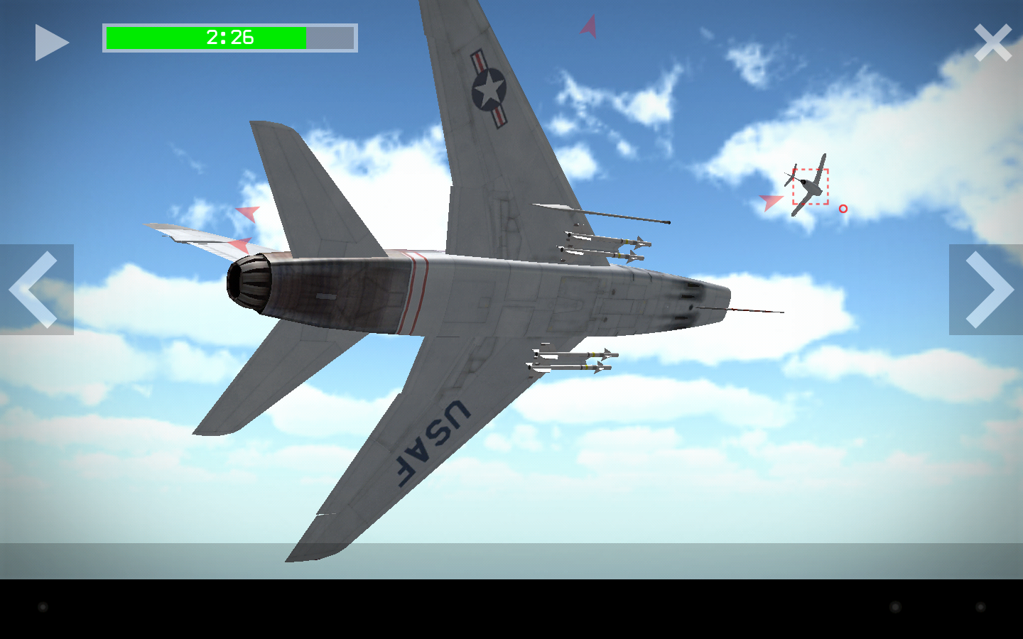 Strike Fighters (Pro) Screenshot 17