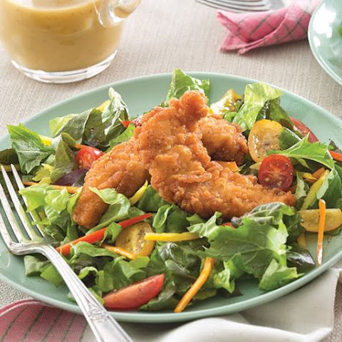 Fried Chicken Salad