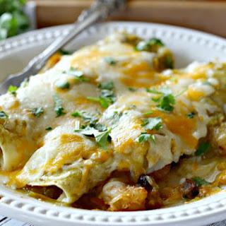 Healthy Shrimp Enchiladas Recipes