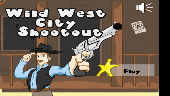 Wild West City Shootout