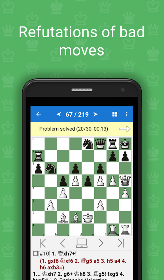 Manual of Chess Combinations Screenshot 2