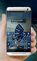 Screenshot of Chess World GO Keyboard