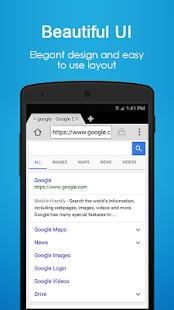 Browser 4G APK for Lenovo
