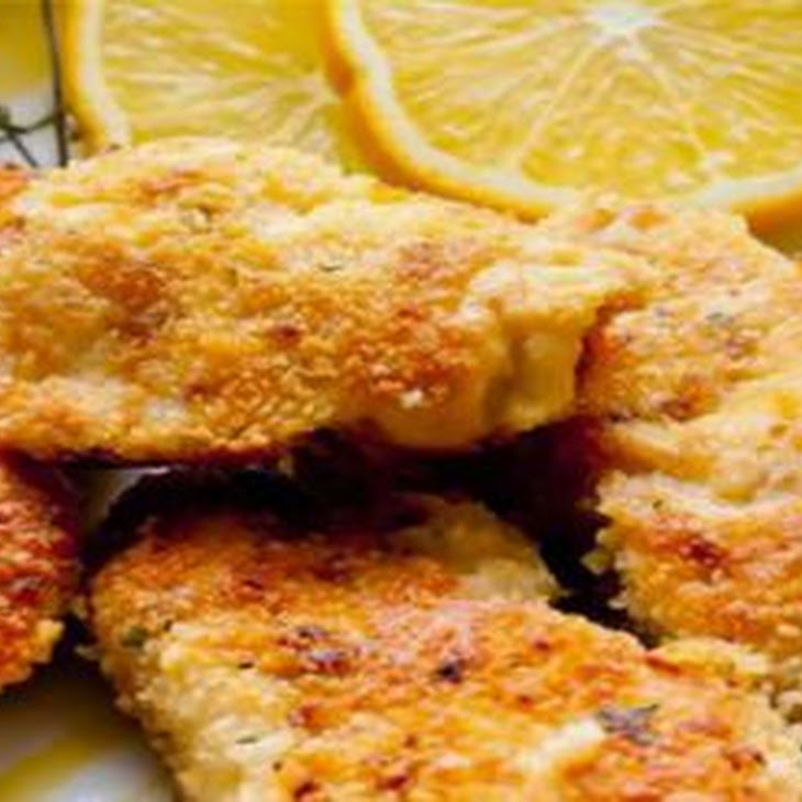 Parmesan Chicken Cutlets (4 Points+) Recipe | Yummly