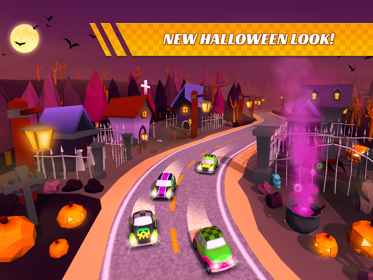 Pocket Rush Screenshot 5