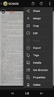 Screenshot of Quick PDF Scanner FREE