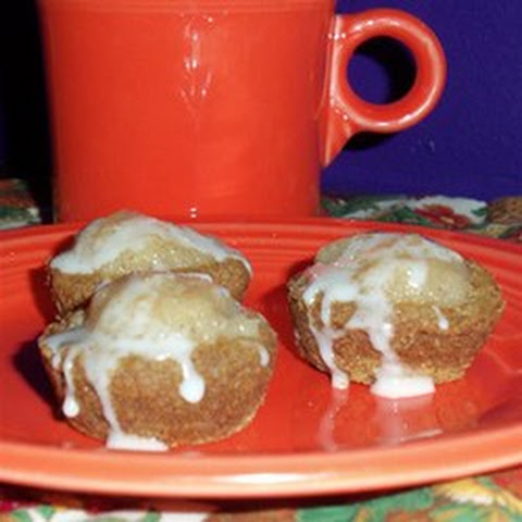 Ginger Apple Cups