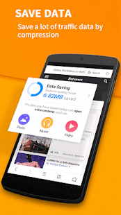 App UC Browser - Fast Download APK for Kindle