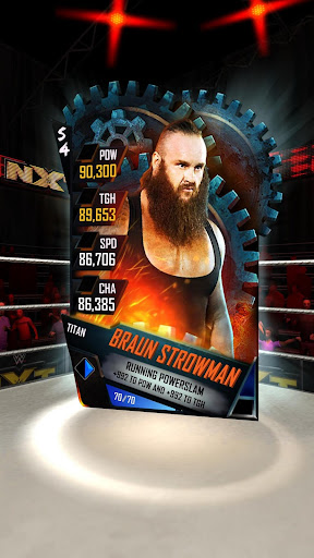 WWE SuperCard – Multiplayer Card Battle Game screenshot 6