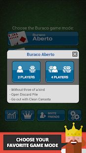 Buraco: Free Canasta Cards APK for Bluestacks