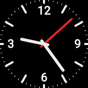 CounterClockWise Watchface