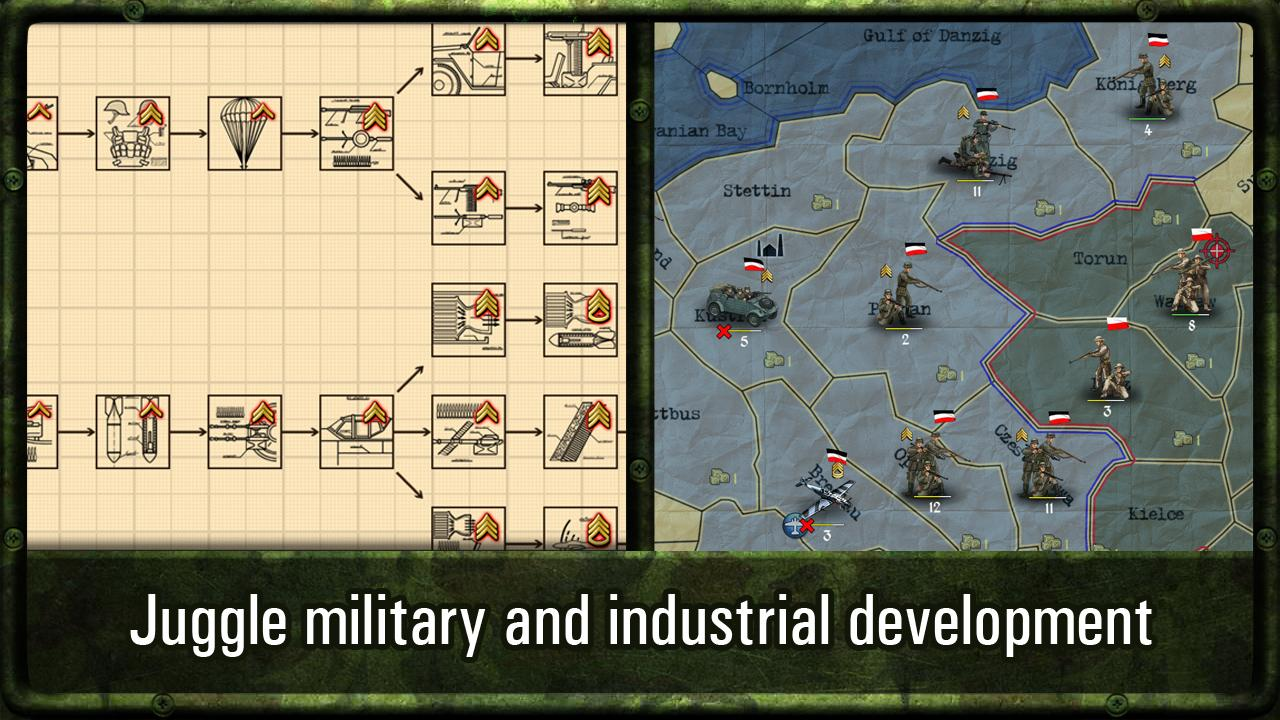 Strategy & Tactics: WW II Screenshot 3