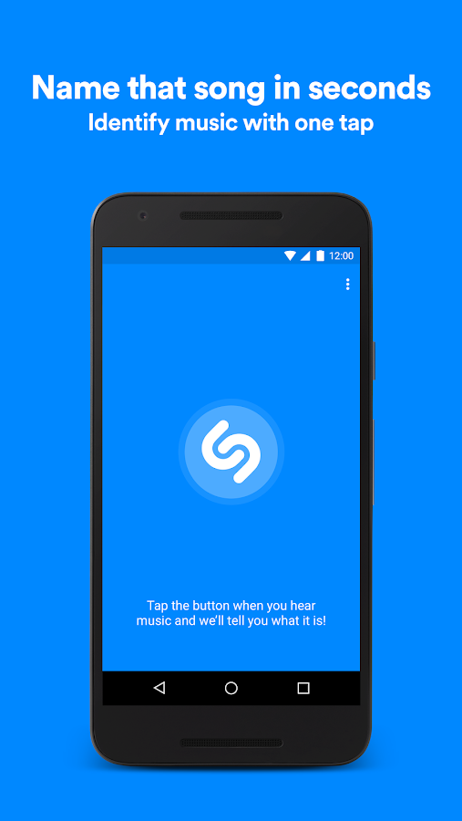 Shazam Lite - Discover Music Screenshot
