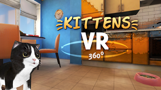 Kittens VR screenshot for Android