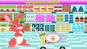 Screenshot of Bake Cupcakes - Cooking Games
