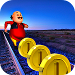 Temple Train Motu Patlu Run 1.0 Apk