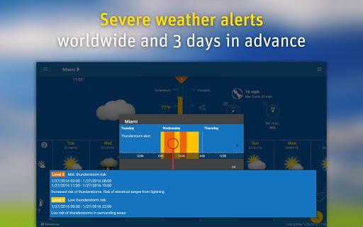 WeatherPro screenshot 9