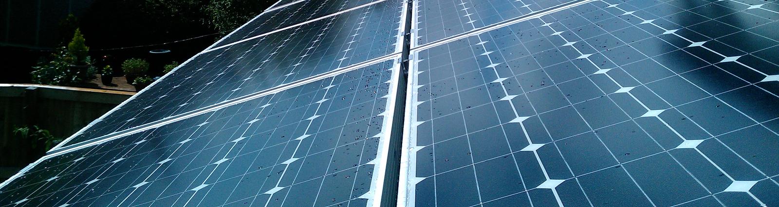 Solar PV Installations